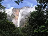 ANGEL FALLS GLOSSY POSTER PICTURE PHOTO waterfall venezuela canaima salto