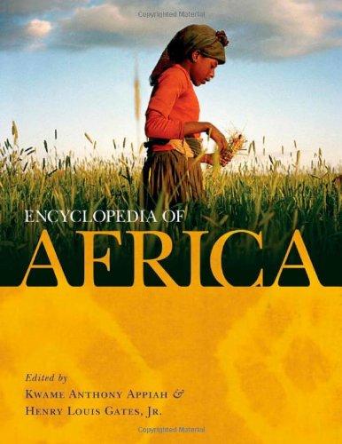Encyclopedia of Africa by Oxford University Press