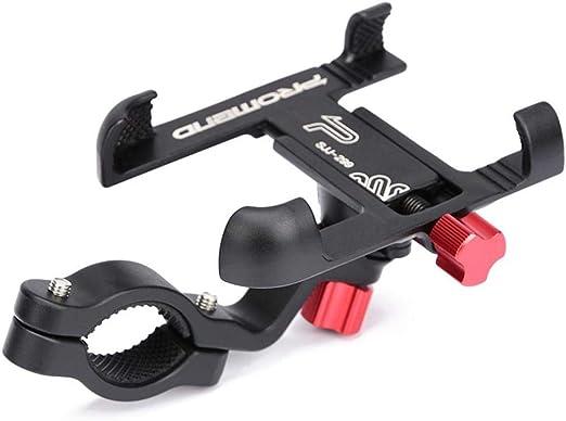 Bicicleta Teléfono Titular Soporte Móvil para Moto Bici GPS Montar ...