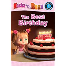 Masha and the Bear: The Best Birthday (Passport to Reading Level 1)