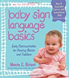 Baby Sign Language Basics, Monta Z. Briant, 1401921590
