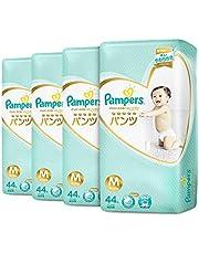 Pampers Premium Care Pants, Medium, Carton, 44 Count (Pack of 4)