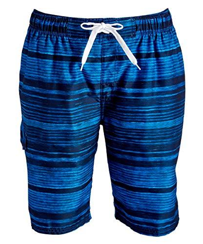 Kanu Surf Men's Legacy Swim Trunks (Regular & Extended Sizes)