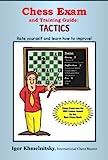 Chess Exam and Training Guide, Igor Khmelnitsky, 0975476114