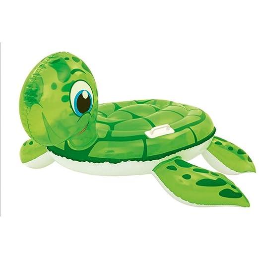 KFRSQ - Cama Hinchable para niños con Forma de Tortuga ...