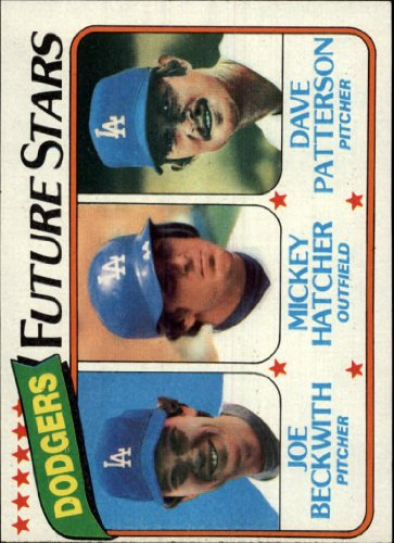 1980 Topps Baseball Rookie Card #679 TC ()