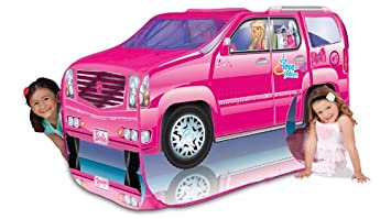 Playhut Barbie SUV Play Vehicle  sc 1 st  Amazon.com & Amazon.com: Playhut Barbie SUV Play Vehicle: Toys u0026 Games
