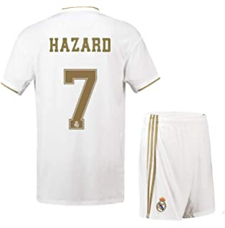 Amazon Com Gamesdur 2019 2020 Real Madrid Hazard 7 Home