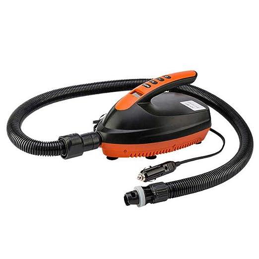 EYLIFE Compresor de Bomba de Aire eléctrico Digital, inflador de ...