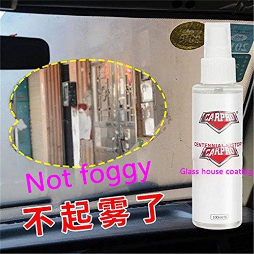 Drivworld Anti Fog Spray Anti-fog agent rainy winter car long-term anti-fog window windshield defogger bathroom to fog agent