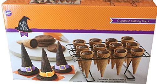ice cream cone cupcake stand - 3