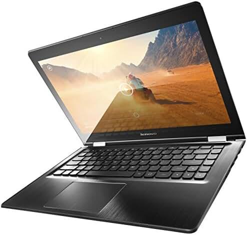 Lenevo Flex 80JK0021US 14-Inches Convertible Laptop (2.4 GHz Intel Core i7-5500U Dual-Core, DDR3L SDRAM 8 GB RAM,  1.08 TB,  Windows 8.1)