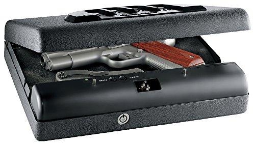(GunVault Microvault Xl Digital Pistol Safe MV1000)