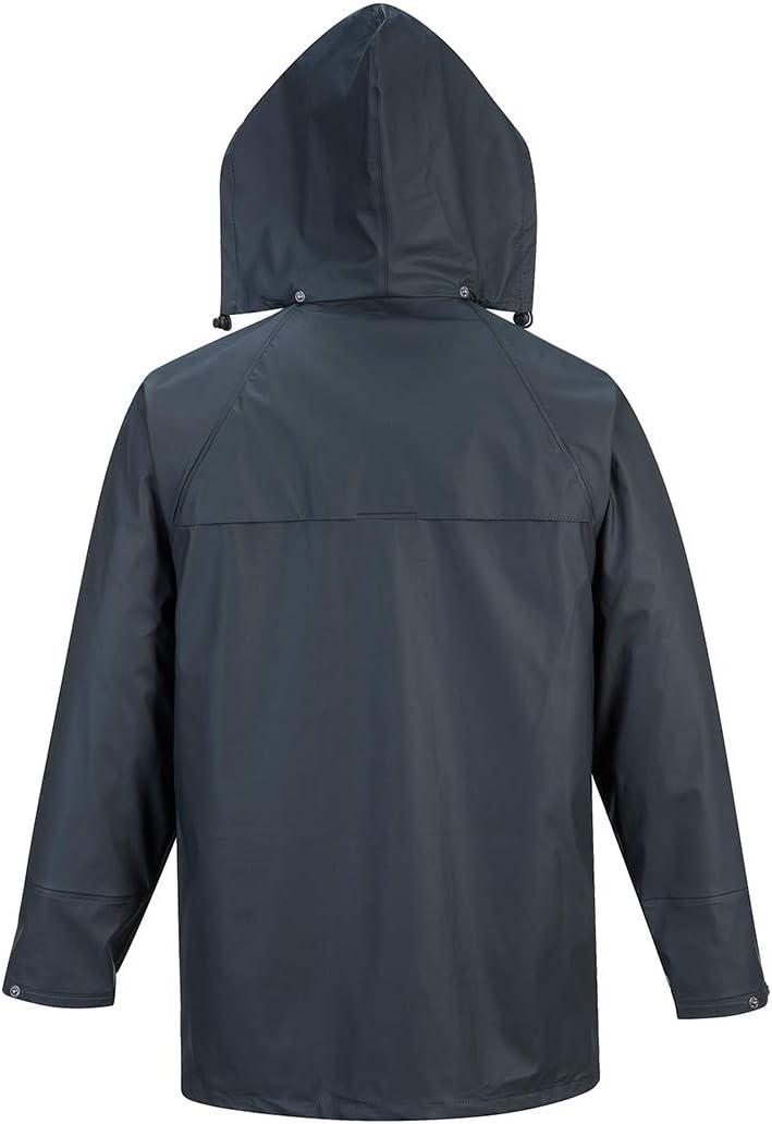 Portwest US450YERL Regular Fit Sealtex Classic Jacket Large Yellow