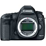 Canon EOS 5D Mark III 22.3 MP Full Frame CMOS with 1080p Full-HD Video Mode Digital SLR Camera (Body)