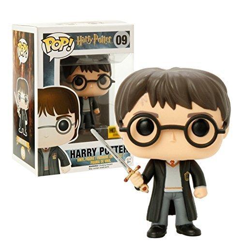 Harry Potter Sword Gryffindor (Funko POP Exclusive Harry Potter with Sword of Gryffindor Toy Vinyl Action Figure #09)