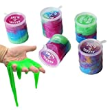 Amesii Funny Colorful Barrel Halloween Trick Joke Prank Paint Slime Kid Toy Party Favor - Multicolor