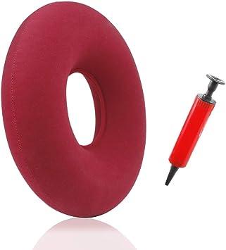 gravidanza diam. 43 cm Cuscino a ciambella per emorroidi