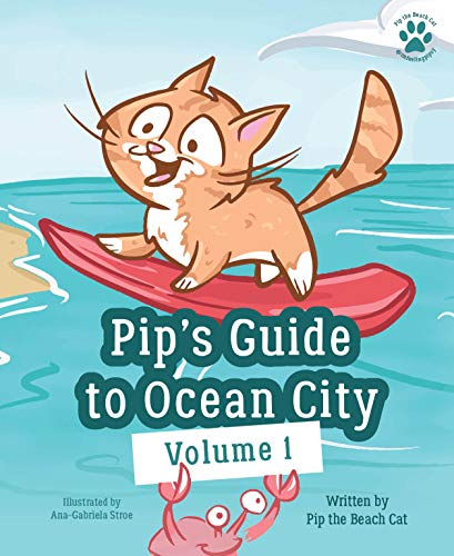 Pip's Guide to Ocean City: Volume ()