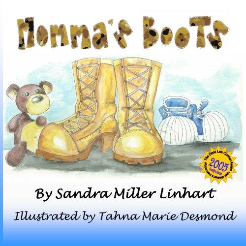 Momma's Boots: Linhart, Sandra Miller, Desmond, Tahna Marie: 9780984512713:  Amazon.com: Books