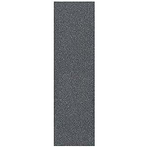 "Mob Skateboard Grip Tape Sheet Black 9"" BUBBLE FREE"