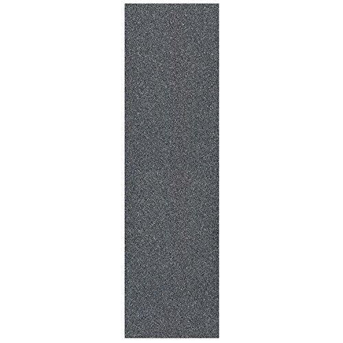 "Mob Skateboard Grip Tape Sheet Black 33"" Long X 9"" Wide - No bubble application"
