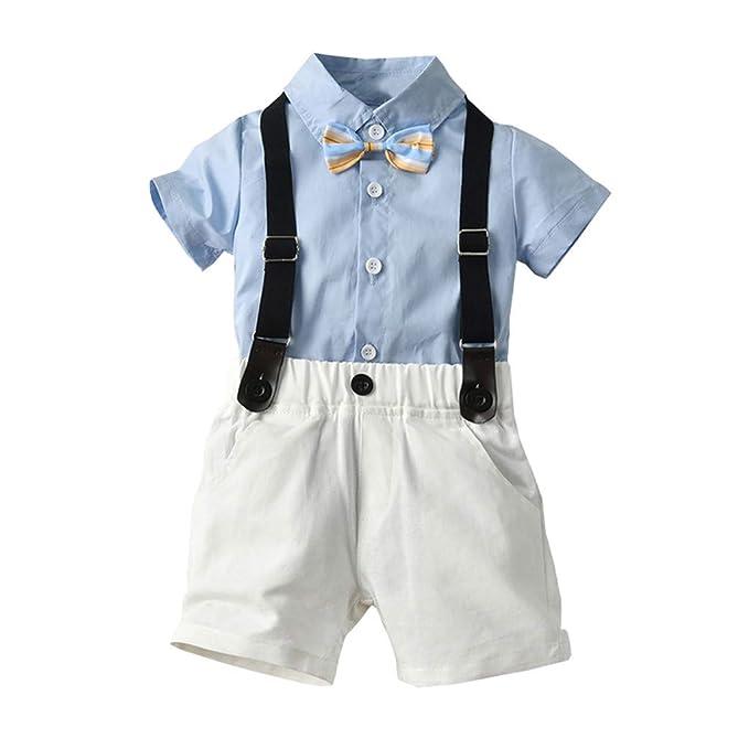 toller Wert geschickte Herstellung Spielraum Huhu833 Baby Jungen Bekleidungssets, 3 stücke Kinder Jungen ...