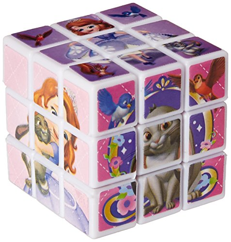 Puzzle Cube | Disney Sofia The First Collection | Party -