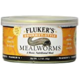 Fluker's Gourmet Canned Food for Reptiles, Fish, Birds and Small Animals