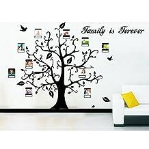 Delma 100'' x 60'' Large Size PVC Wall Sticker Home Decoration Family Tree Vinyl Decal Vinyl Art Decor (100''x60'')