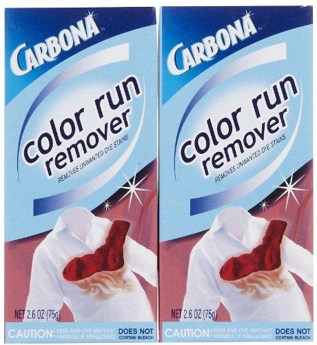 carbona color run remover 2 6 oz 2 pk import it all. Black Bedroom Furniture Sets. Home Design Ideas