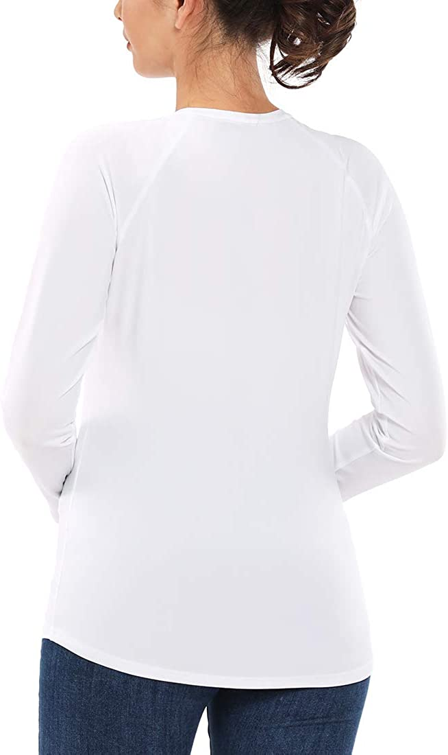 Sun Protection Long Sleeve Sun Shirt Devoropa Womens SPF Shirts UPF 50
