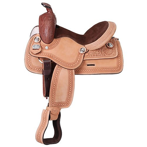 (King Series Harris Trail Saddle 15)