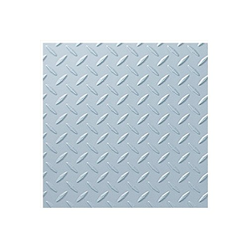 Fasade - Diamond Plate Thistle Decorative Wall Panel - Fast and Easy Installation (12