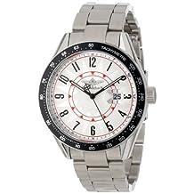 Breytenbach Unisex BB3810Si Classic Analog Black Bezel Watch