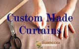Dreaming Casa Custom Made Curtains, Adjuster For Swatches | Adding Lining | Size | Heading Custom-Made-Order Review