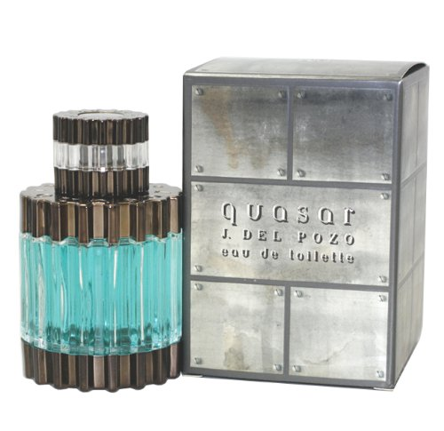 Quasar by J. Del POunceo for Men - 2.5 Ounce EDT Spray