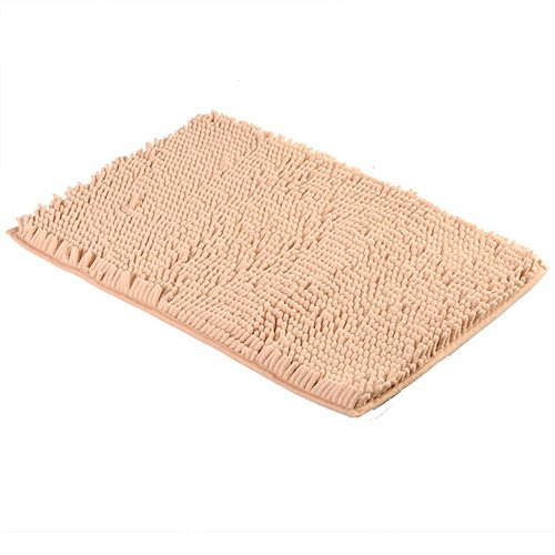 Thickening hair mats soft living room bedroom carpet door mat bathroom mat -6040cm f by ZYZX