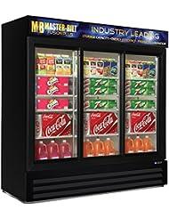 MasterBilt Refrigerated Merchandiser MBGRP74-SL