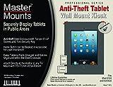 Master Mounts T-801L Locking Wall Tablet Mount