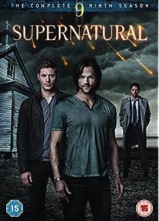 Supernatural season 11 dvd 2016 amazon jared padalecki supernatural season 9 dvd 2015 voltagebd Image collections
