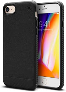 Casetify Mesh Woven iPhone 7 Case iPhone 8 Case with Thin Slim Back Cover and TPU Bumper with Wireless Compatibility for Apple iPhone 7 Apple iPhone 8
