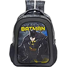 Mochila Escolar Gr, Xeryus, Batman Dark Light, Multicor