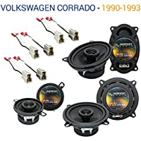 Volkswagen Corrado 1990-1993 OEM Speaker Upgrade Harmony Speakers Package New