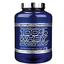 Scitec Nutrition 100% Whey Protein Shake - 2350g, Orange Cream Slice by Scitec Nutrition
