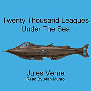 Twenty Thousand Leagues Under the Sea Hörbuch