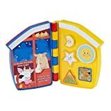 Fisher-Price Let's Go to The Farm Puzzle Book