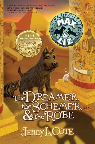 (The Dreamer, The Schemer & The Robe (The Amazing Tales of Max & Liz, Book Two))