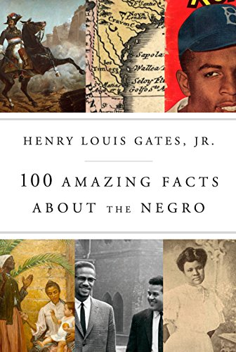 Books : 100 Amazing Facts About the Negro
