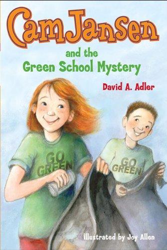 Cam Jansen: The Green School Mystery #28 pdf epub